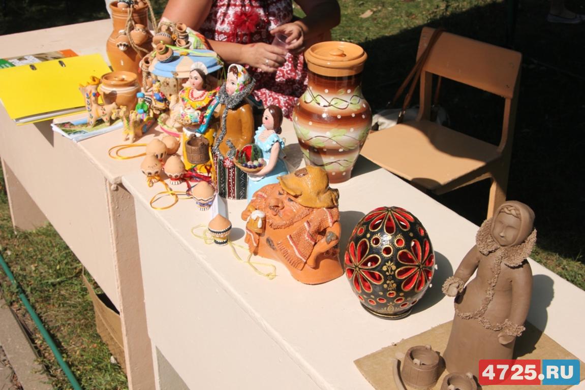 Глиняные игрушки на руси 97