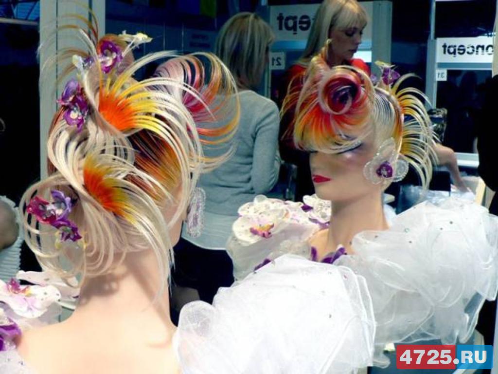 прически с чемпионатов по парикмахерскому искусству фото